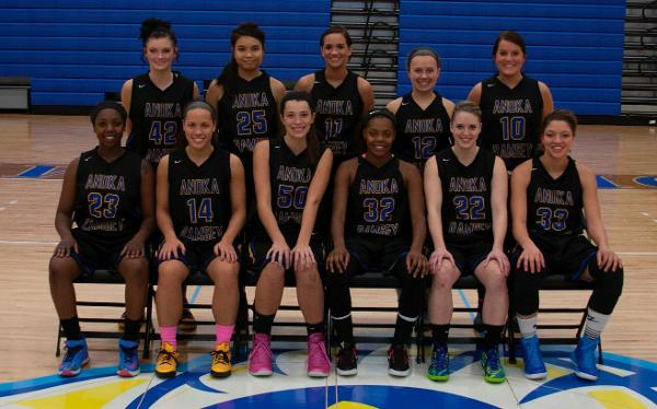 ARCC Women's Basketball one win one loss