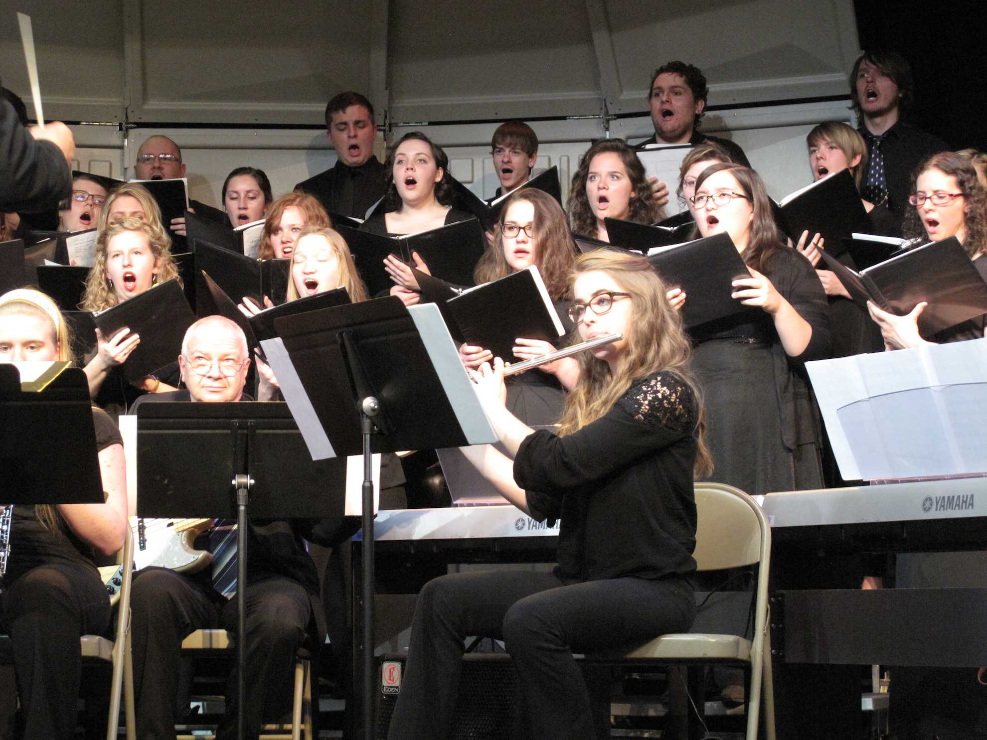 Annual Year End Concert and Awards Highlights Student and Faculty Achievements