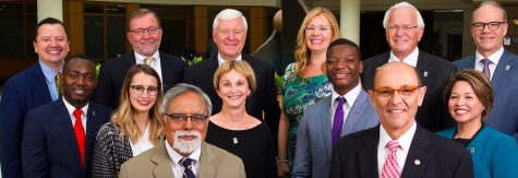 The Minnesota State Board of Trustees, who were part of the decision-making process regarding the tuition increase. Image Credit: Minnesota State