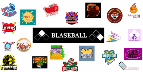 Various Blaseball teams